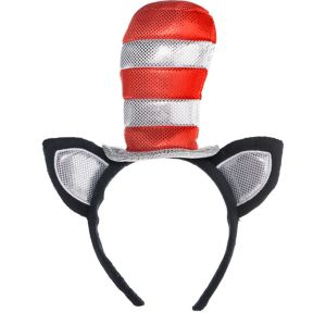 Cat in the Hat Cat Ears Headband - Dr. Seuss