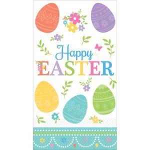 Egg-citing Easter Guest Towels 16ct
