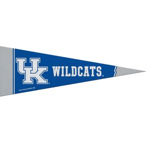 Small Kentucky Wildcats Pennant Flag