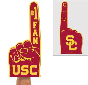 USC Trojans Foam Finger