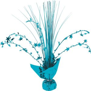 Caribbean Blue Spray Centerpiece