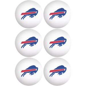 Buffalo Bills Pong Balls 6ct