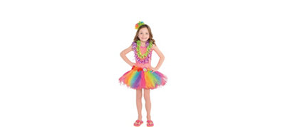 Girls Deluxe Luau Accessories Kit