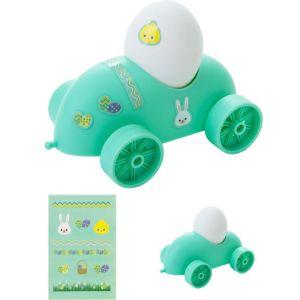 Teal Easter Egg Car Kit