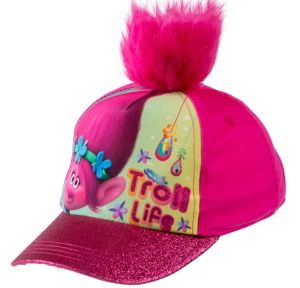 Child Poppy Baseball Hat - Trolls