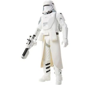 First Order Snowtrooper Action Figure - Star Wars 7 The Force Awakens
