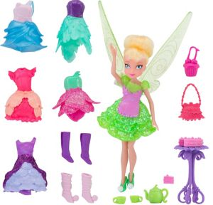 Tink's Pixie Sweets Bakery Disney Fairies Playset 19pc