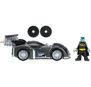 Imaginext Batman Batmobile Playset 4pc