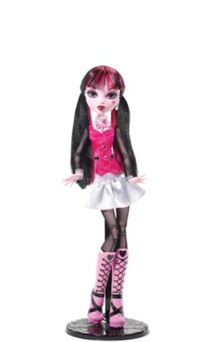 Frightfully Tall Ghouls Draculaura Doll - Monster High