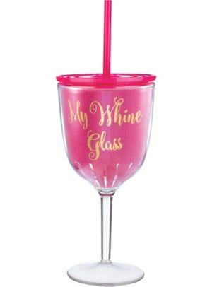 My Whine Glass Wine Tumbler