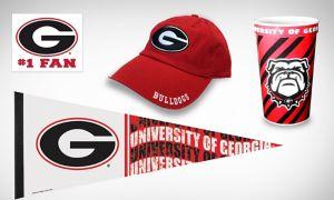 Georgia Bulldogs Collegiate Care Package