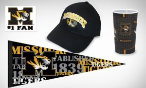 Missouri Tigers Collegiate Care Package