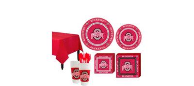 Ohio State Buckeyes Basic Fan Kit