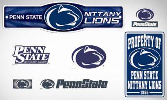 Penn State Nittany Lions Dorm Room Kit