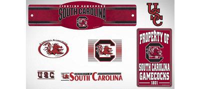 South Carolina Gamecocks Dorm Room Kit