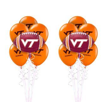 Virginia Tech Hokies Balloon Kit