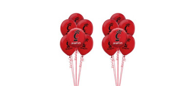Cincinnati Bearcats Balloon Kit