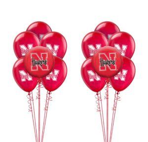 Nebraska Cornhuskers Balloon Kit