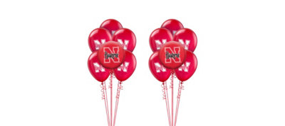 Nebraska Cornhuskers Balloon Kit