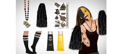 UCF Knights Fan Gear Kit