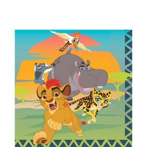 Lion Guard Lunch Napkins 16ct