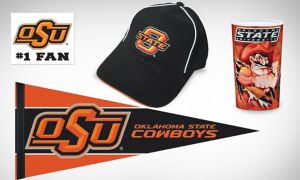 Oklahoma State Cowboys Collegiate Care Package