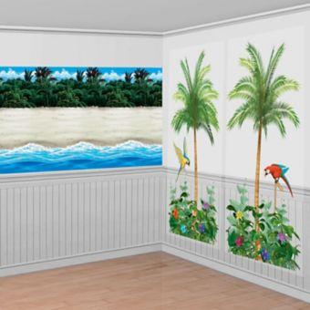 Sunny Beach Scene Setter Kit