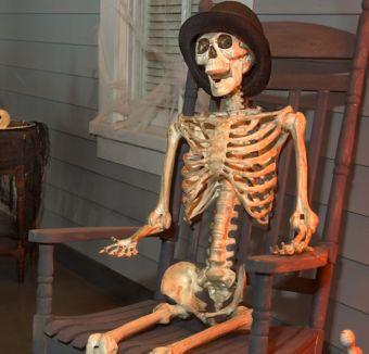 Skeleton Door Greeter Kit