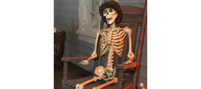 Skeleton Door Greeter Kit