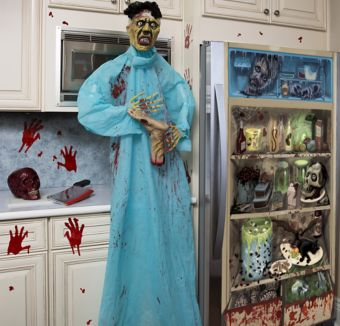 Creepy Kitchen Decorating Kit