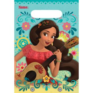 Elena of Avalor Favor Bags 8ct