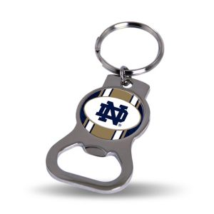 Notre Dame Fighting Irish Bottle Opener Keychain
