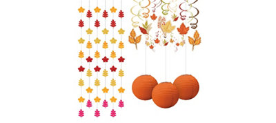 Fall Leaves Decorating Kit