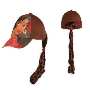 Elena of Avalor Baseball Hat with Ponytail