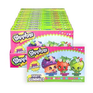 Shopkins Fruity Gummies 12ct