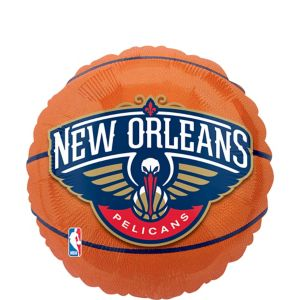 New Orleans Pelicans Balloon - Basketball