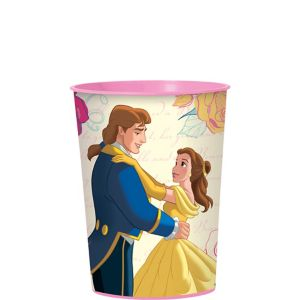 Beauty and the Beast Favor Cup