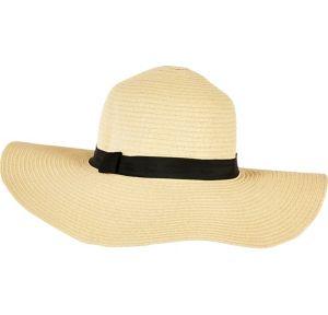 Natural Floppy Hat