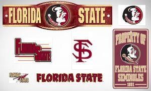 Florida State Seminoles Dorm Room Kit