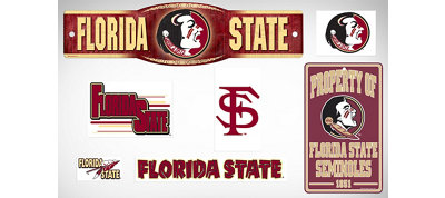 Florida State Seminoles Dorm Room Kit