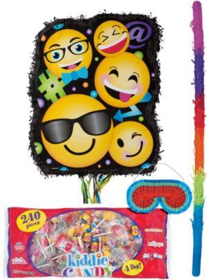 Smiley Pinata Kit