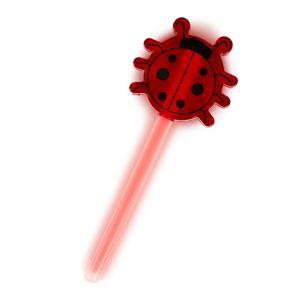 Red Ladybug Glow Wand