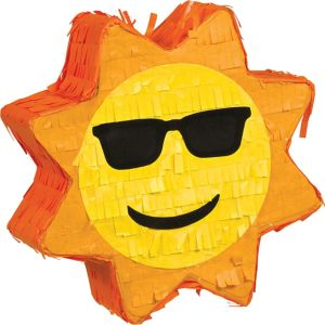 Sun Pinata Decoration