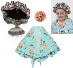 Child Old Lady Accessory Kit 3pc