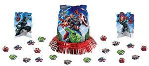 Avengers Table Decorating Kit 23pc