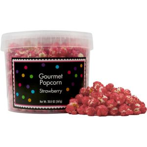 Strawberry Gourmet Popcorn