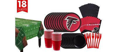 Atlanta Falcons Super Party Kit for 18 Guests