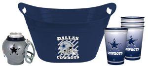 Dallas Cowboys Drink Tailgate Kit