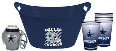 Dallas Cowboys Drink Tailgate Kit