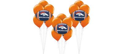 Denver Broncos Balloon Kit